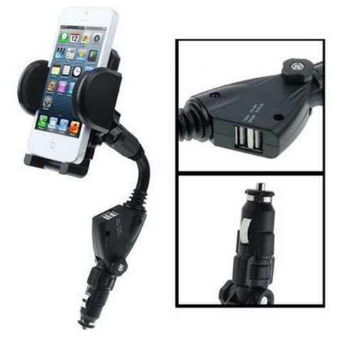Support Voiture Huawei by Support Voiture Avec 2 Prises Usb Huawei P9 Lite