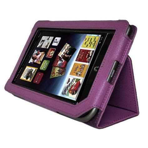 the color purple book barnes and noble 43 agptek 174 leather cover stand for barnes