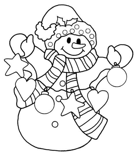 christmas coloring pages frosty snowman dibujos para colorear de navidad en l 237 nea archivos