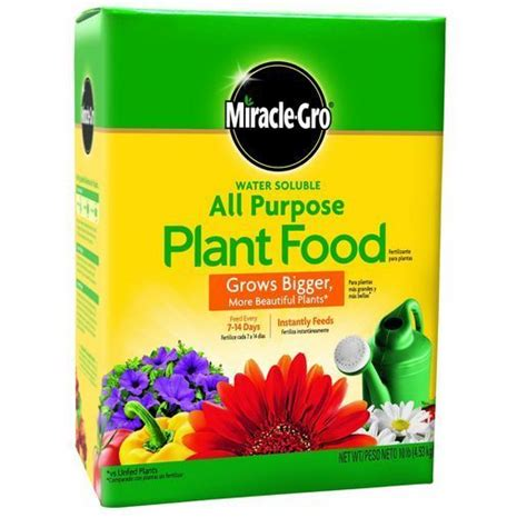plant food that comes with flowers plant food that comes with flowers 10 lb miracle gro grow