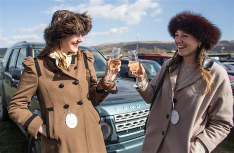Cheltenham races fashion: Best dressed at day one of the festival   Style   Life & Style