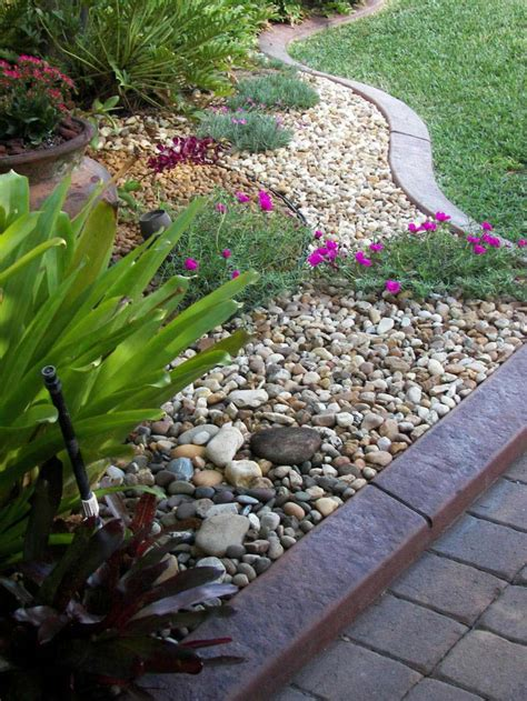 Landscaping Ideas For Gardens Beautiful Rock Garden Ideas Corner