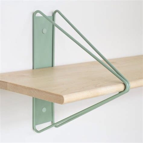 wire shelving brackets strut shelving system in colors shelves