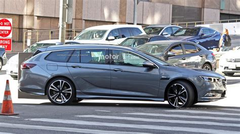opel insignia 2017 wagon 2017 opel insignia sedan and wagon break cover