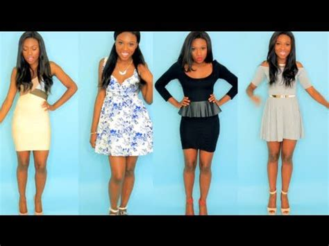 5 type ageless style 5 dresses for 5 body types youtube