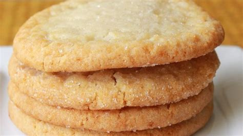 Best Seller Almond Crispy Chesee Homade chewy sugar cookies recipe allrecipes