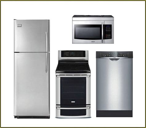 stainless steel kitchen appliance package sale kitchen awesome kitchen packages lowes sears appliance