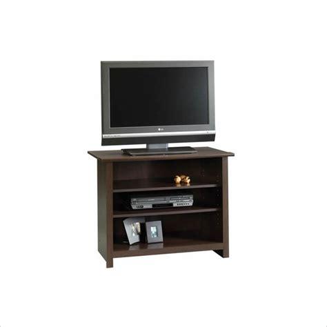Sauder Tv Cabinet by Sauder Beginnings Cinammon Cherry Tv Stand Ebay