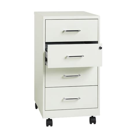 4 Drawer Steel Filing Cabinet by Commclad 4 Drawer Steel Mobile File Cabinet Reviews