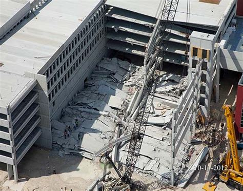 Miami Dade College Garage Collapse by Construction Incidents Investigation Engineering Reports