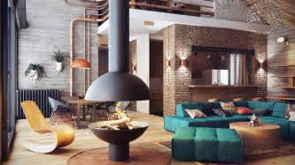 Loft Design Industrial Lofts