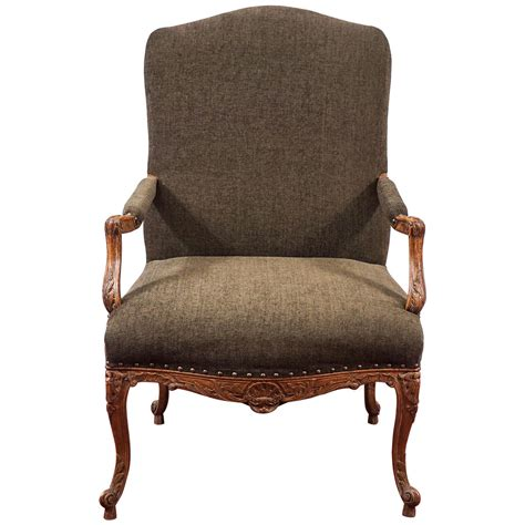 louis xv armchair louis xv style armchair for sale at 1stdibs