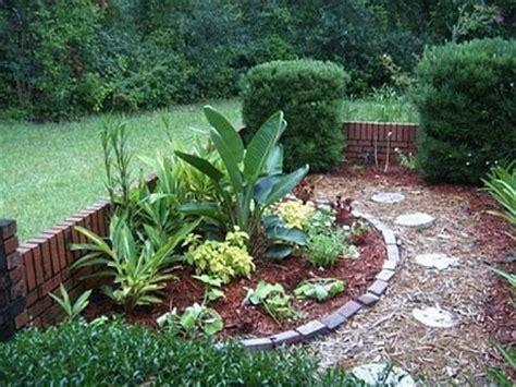 Circle Garden by Half Circle Garden Gardens Nplants