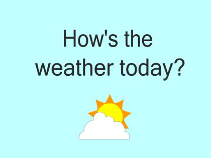 what is a s temperature smart exchange usa how s the weather today