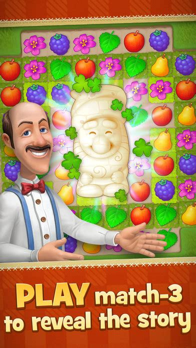 Gardenscapes Iphone Gardenscapes New Acres On The App Store