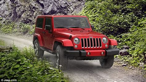 Fiat Purchase Of Chrysler by Great Wall Motor Seeks To Buy Iconic Jeep Brand