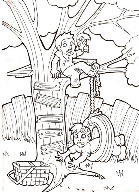 zombie coloring pages az coloring pages