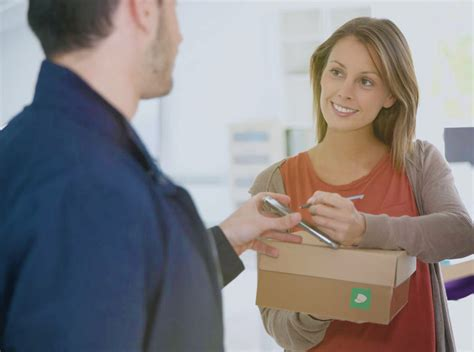 delivery returns doorman package delivery return pickup shipping
