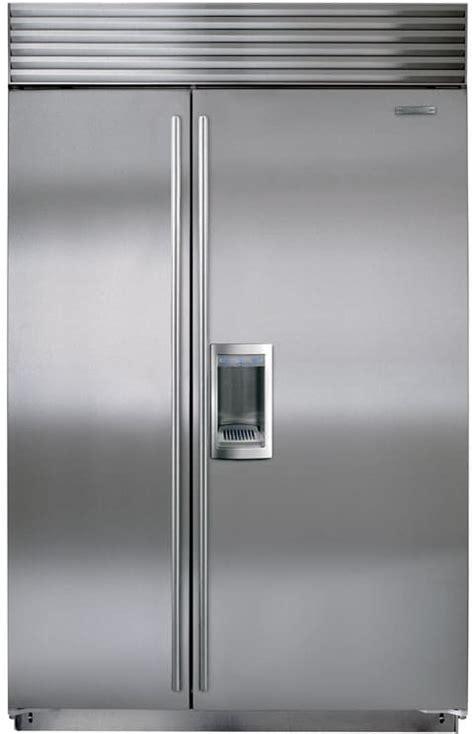 bisd   built  side  side refrigerator