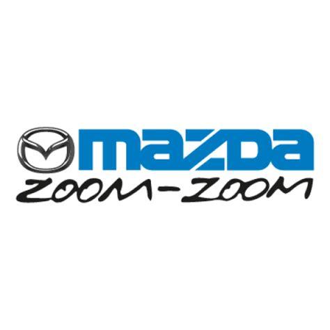mazda zoom zoom mazda zoom logo vector ai free graphics download