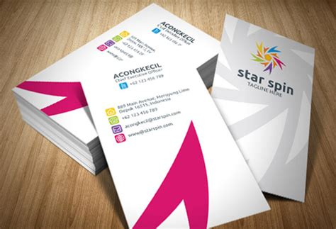 10 Student Business Card Templates Free Designs Student Business Card Template