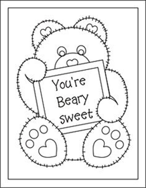 s day pictures to color 12 valentines cards