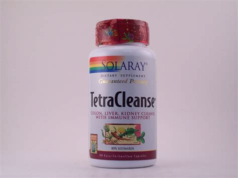 Tetra Cleanse Detox by Tetra Cleanse 60 Capsules Buyvites