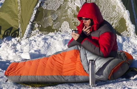 archer ultra light duck winter sleeping bag review