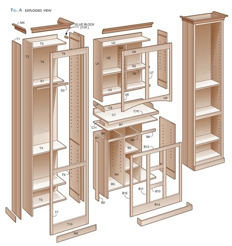kitchen cabinet plans diy pantry cabinet plans 11emerue