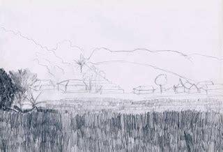 dihyakholifa hersigovina cara menggambar pemandangan alam menggunakan pensil