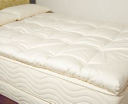 Omi Organic Mattress by Omi Wooly Topper 3 Quot New Living