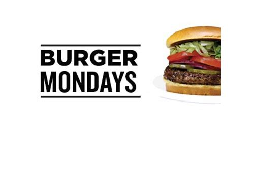 burger mondays coupons