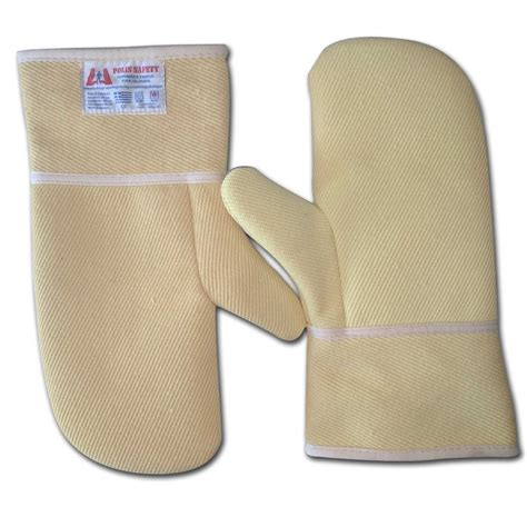 Heat Resistant Mittens heat and resistant para aramid mittens firegloves
