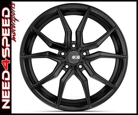 Matte Black Jeep Patriot 20 Quot Xo Luxury Verona Matte Black Concave Wheels For Jeep
