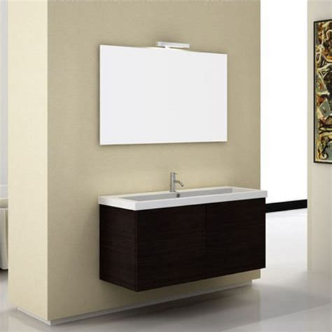 space se05 wall mounted single sink bathroom vanity set
