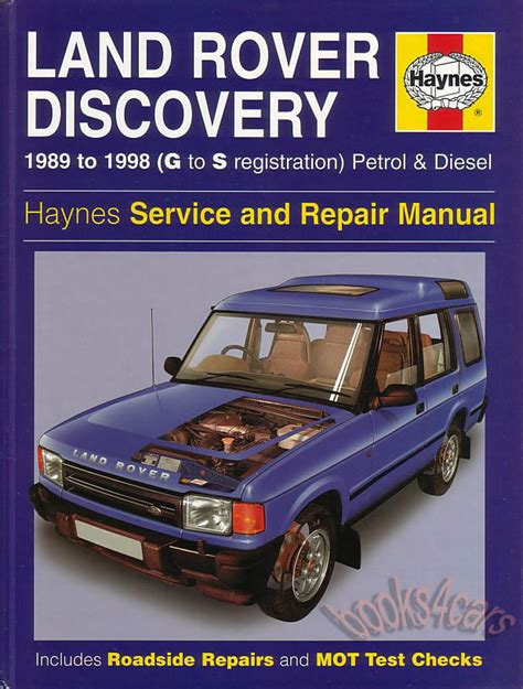 book repair manual 1989 land rover range rover navigation system shop manual discovery service repair land rover book haynes chilton