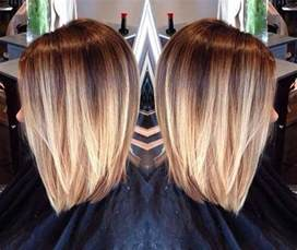 a line haircut ombre color 40 best bob hair color ideas bob hairstyles 2017 short