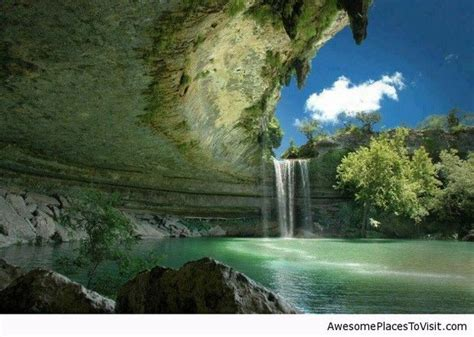 7 Cool Countries To Visit by Hamilton Pool Nature Preserve Awesome Place