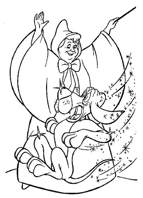 cinderella dog coloring pages the cinderella coach coloring pages