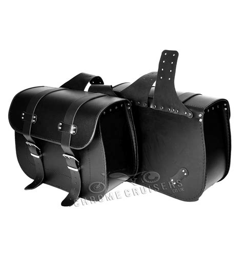 Handmade Leather Saddlebags - top quality motorcycle handmade leather saddlebags