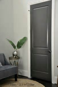 honey-we-re-home-black-gray-painted-interior-doors