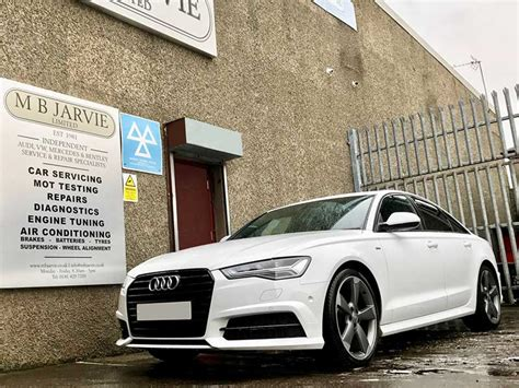 audi dealer glasgow audi garage glasgow independent audi service repair