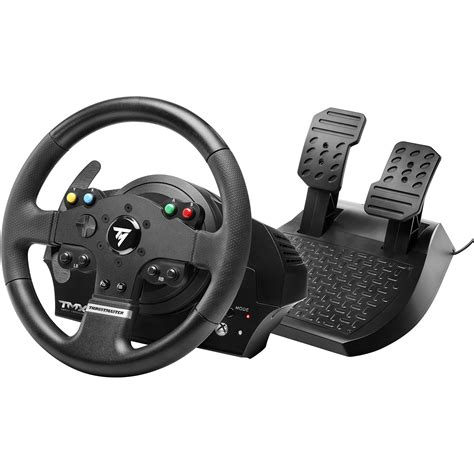 Adelica Set 2in1 Vg Thrustmaster Tmx Feedback Racing Wheel 4469022 B H Photo