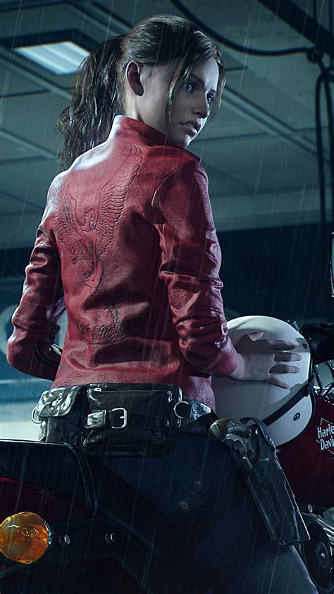 claire redfield resident evil   pure