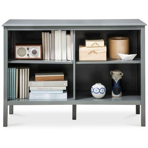 windham horizontal bookcase threshold best 25 horizontal bookcase ideas on