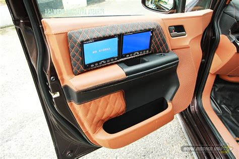 Mbtech Camaro Bigdot Mb9016bd Roadstar honda freed 2011 custom mbtech doortrim