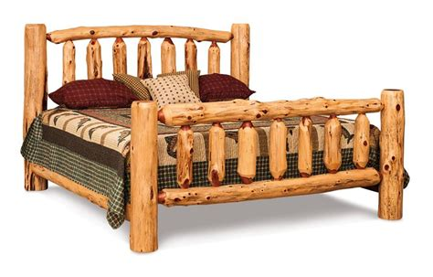 log cabin bed frame log cabin bed frames 28 images wood bed frame