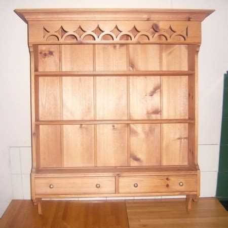 Wall Dressers by Wall Mounted Pine Dresser Top Kitchen Dressers Maison