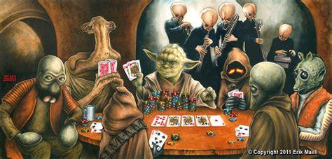 paint nite yoda cantina 9 spots available wars galaxy of heroes