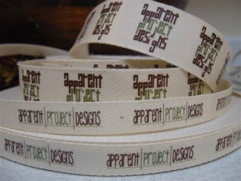 Labels For Handmade Items - labels are a thing adding info to your handmade